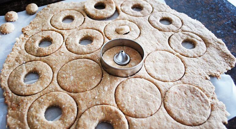 how to make donut dough