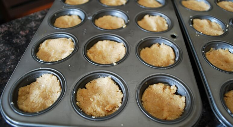 Pupcakes in Cupcake Tin