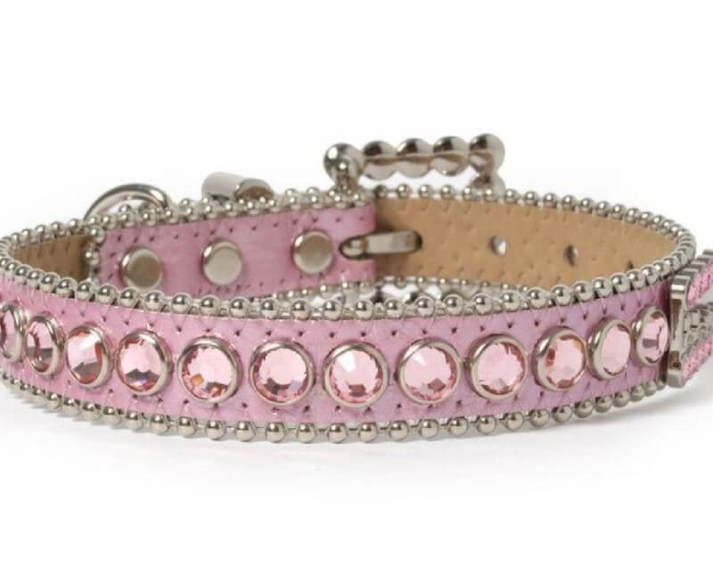 pink-leather-and-crystal-dog-collar