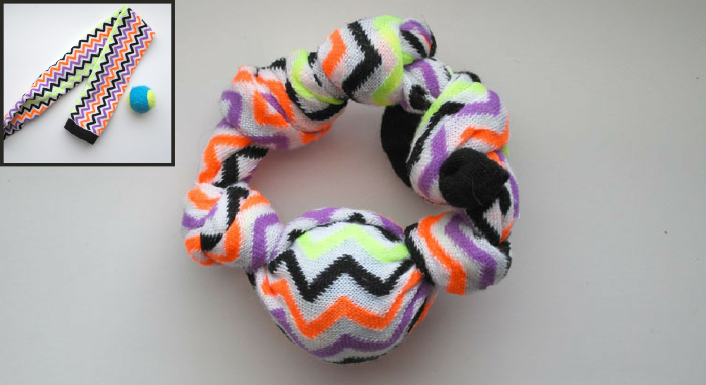 No-Sew DIY Dog Toys: 4 Ways To Turn Old Socks Into Puppy Play