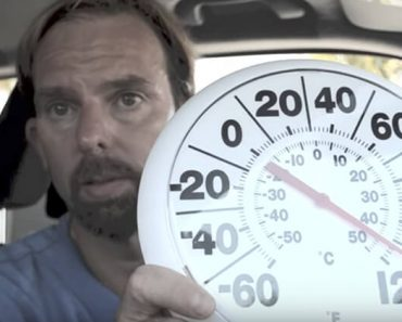 One North Carolina veterinarian sits in a hot car to show pet parents just how brutal it can be for a trapped dog. Watch the eye-opening video here.