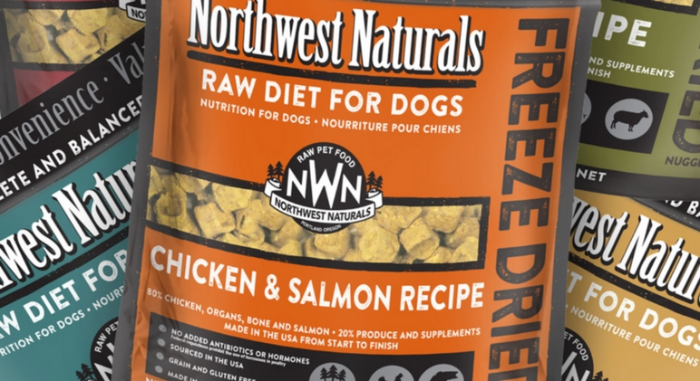 A dog food company is recalling their 5-pound frozen raw Chicken and Salmon pet food chubs because it may be contaminated with Listeria monocytogenes.