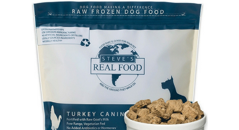 A raw dog food company is voluntarily recalling some of their frozen turkey meals due to possible salmonella contamination. Find out which company's food is the most recent to test positive for salmonella and what pet parents who feed this food are urged to do.