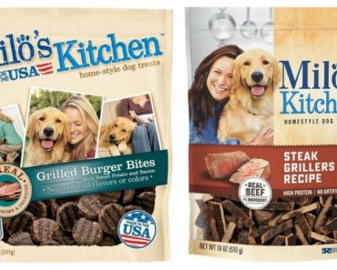 If you frequent your local pet store then chances are you've seen these dog treat bags plenty of times. Packaged in beautiful and eye-catching bags, you may even stock up on these USA-made dog snacks. Find out which dog treat brand is the latest to issue a recall and why.