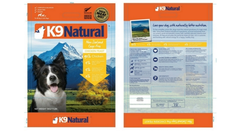 K9 Natural Ltd recently issued a voluntary recall for 4 batches of their Frozen Chicken Feast Raw Pet Food due to the potential for Listeria monocytogenes contamination. Find out more about this recent dog food recall.