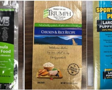Sunshine Mills, LLC is recalling select products from three dog food brands due to elevated levels of vitamin D. Find out which foods to watch for.